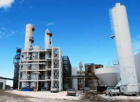 Mead Ethanol Plant