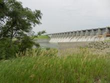 Harlan Dam