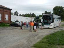 Loading Bus