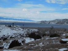 Pathfinder Dam Photo